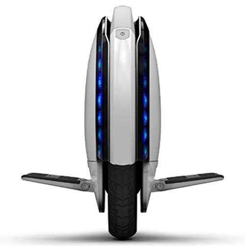 YFJL Electric Unicycle,Balance Car Hi-Fi Bluetooth Audiowith LED Lightadult Off-Road Unicycle 30Km,Singleboard
