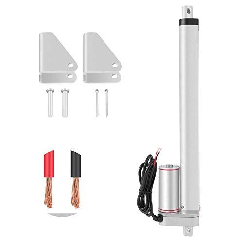 Actuador lineal Carrera de 200 mm de alto rendimiento Actuador lineal eléctrico...