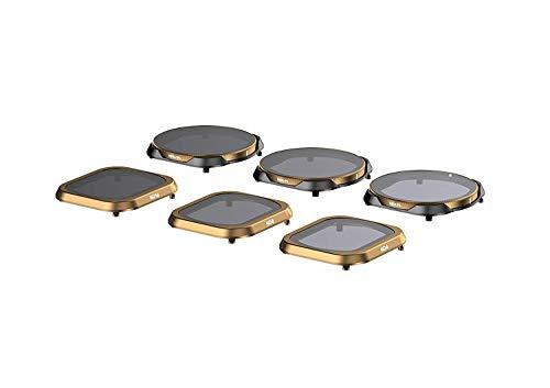 PolarPro Filter 6PK (ND4, ND8, ND16, ND4/PL, ND8/PL, ND16/PL DJI Mavic 2 Filter) für DJI Mavic 2 Pro