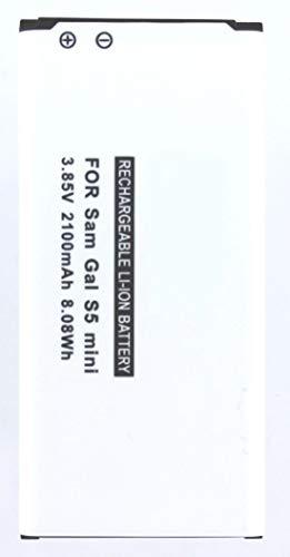 AGI - Batteria di ricambio compatibile con Samsung Galaxy S5 Mini