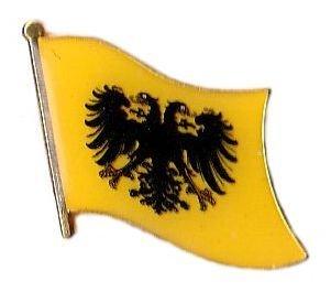 Flaggen Pin Heiliges Römisches Reich Fahne Flagge Anstecknadel