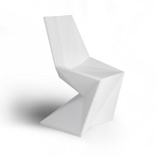 Vertex - Silla blanco/mate