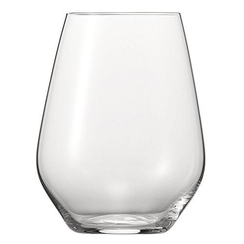 Spiegelau & Nachtmann, 4-teiliges Universalbecher-Set M, Kristallglas, Authentis Casual, 4800282