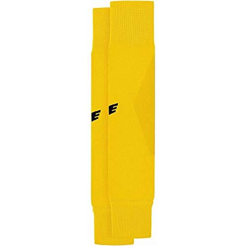 Erima Erwachsene Basic Tube Socken, gelb/schwarz, 2