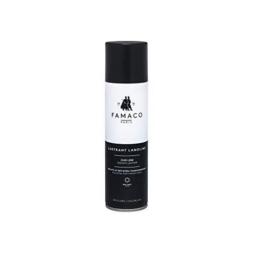Famaco Pflegemittel Für Lack Leder Lustrant Lanoline 250 ml Farblos
