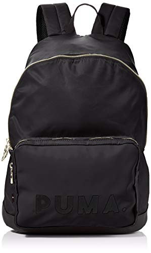 PUMA Unisex– Erwachsene Originals Backpack Trend Rucksack, Black, OSFA