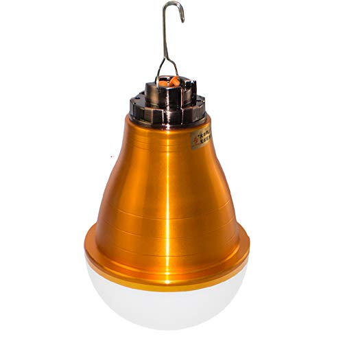 Camping Light LED Night, Camping and Emergency Lantern, Stepless dimming, with10800mAh Rechargeable Battery for Market Stall Tent Hanging Lamp Outdoor