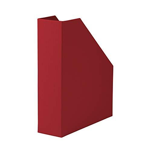 Rössler 1318452360 - S.O.H.O. Stehsammler für DIN A4, 8,5 cm, rot