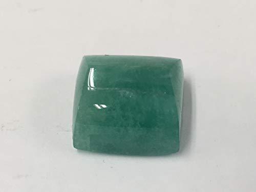20carati colombiana verde smeraldo pietra con mine & Energy Department certificato