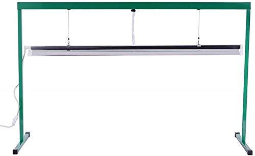 iPower GLT5XX4-A Fluorescent 6400K T5 4 Feet Grow Light System