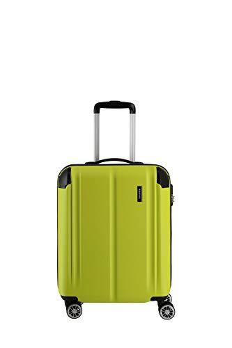 """Travelite Leicht, flexibel, sicher: """"City""""-Hartschalenkoffer für Urlaub und Business (auch mit Vortasche)..."""
