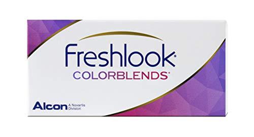 FreshLook Colorblends Honig Monatslinsen weich, 2 Stück / BC 8.6 mm / DIA 14.5 / -1.5 Dioptrien