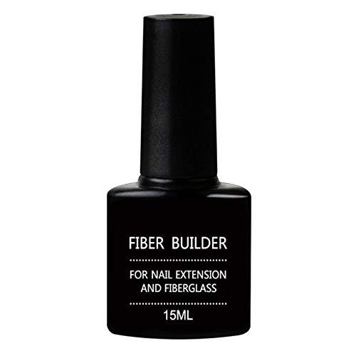 Syfinee Nail Extension Gel Nail Repair Protection Gel for Nail Extension and Fiberglass Nail Art Supplies