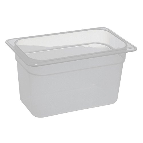 Why Choose Cambro Manufacturing 46PP190 Food Pan Fourth Size Translucent 6'' (1 Each)