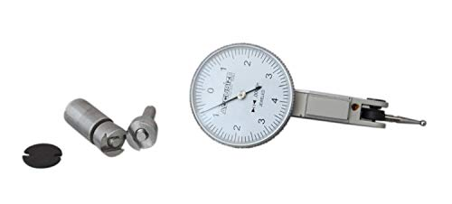 Accusize Industrial Tools 0.008'' by 0.0001'' Dial Test Indicator, P900-S109