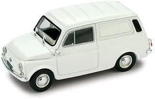 Fiat 600D Polizia Municipale Roma 1960 1:43 2009 BRUMM