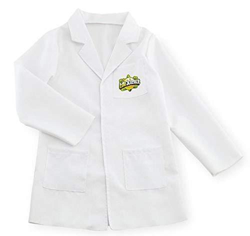 Toys R Us Edu Science Lab Coat - Small 5/6 White