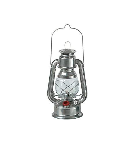 GUILLOUARD 074610 Lampe tempête, Acier inoxidable, Metal, 30