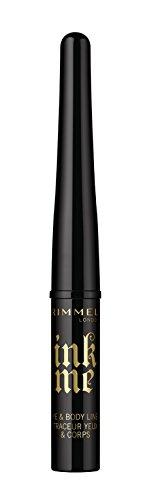 Rimmel London Ink Me Eye and Body Liner, 3,5 ml