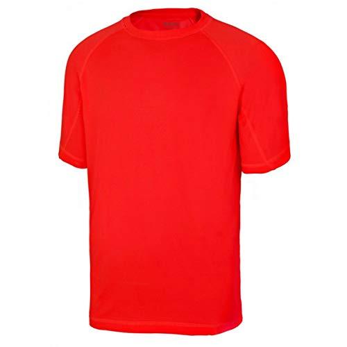 Velilla 105506 56 XXL - Camiseta técnica Rojo Vivo Talla XXL