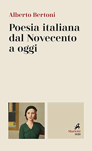 Poesia italiana dal Novecento a oggi