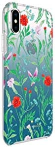 Kate Spade List price Hummingbird Floral Protective Case Dallas Mall for iPhone XR
