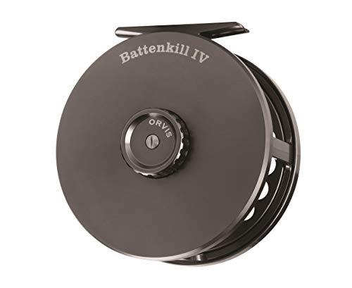 Orvis Battenkill Disc IV & V Fly Fishing Spey Reel & Spool (Reel V, 9-11)