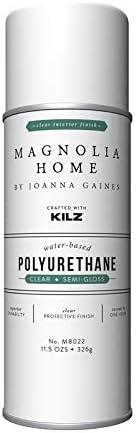 Magnolia Home by Joanna Gaines Large-scale sale Kilz Transparent Popular standard Clear Semi-Gloss
