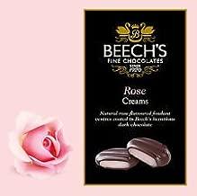 Beech's Rose Creams 90g Box