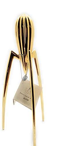 Alessi Gold Juicy Salif - Exprimidor de cítricos, cód. PSJS GD