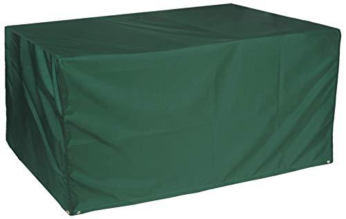 Bosmere Protector 6000 Dark Green 6 Seat Rectangular Table Cover - Green, C555