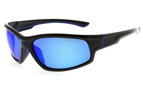 Eyekepper Deportes policarbonato polarizado gafas de sol TR90 béisbol irrompible Running pesca conduciendo Golf Softbol senderismo