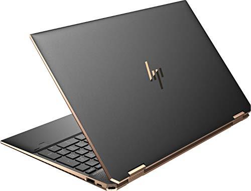 HP Spectre x360 Convertible Laptop - 13t-aw200 Intel Core i7-1165G7 4.7 GHz, Intel Iris Xe Graphics 16 GB 512 GB PCIe NVMe 13.3-FHD Touch W10H Nightfall Black