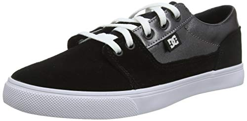 DC Shoes Damen Tonik W Se - Low-top Shoes for Women Sneaker, Black/Anthracite, 37 EU