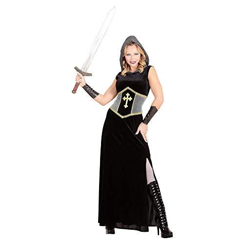Widmann wdm99091 ? Costume Giovanna d'Arco, Noir, Small