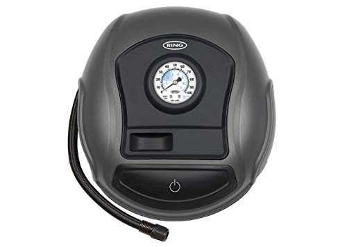 Ring Automotive RTC100 Air Compressor, Analogue large image