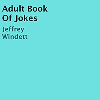 Adult Book of Jokes cover art