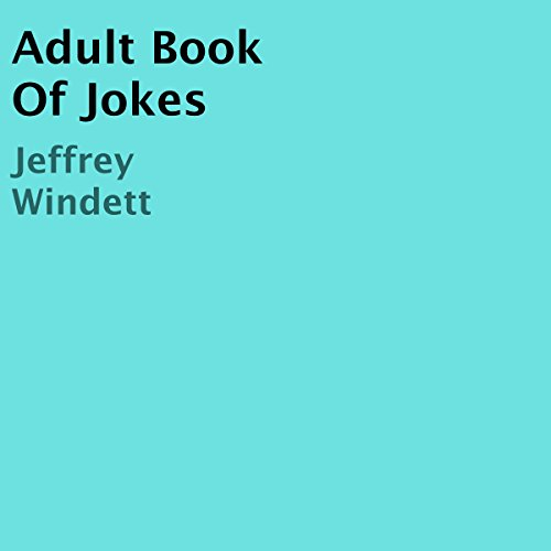 Adult Book of Jokes audiobook cover art