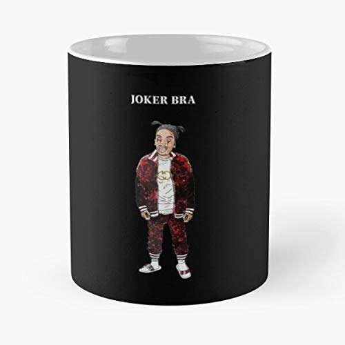 Jo-ker Bra Classic Mug Best Gift Coffee Mugs 11 Oz