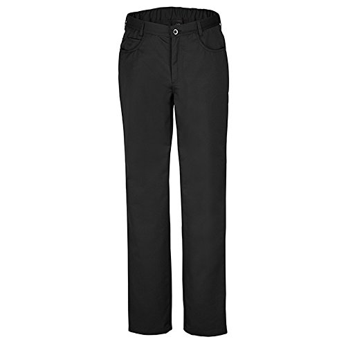 GREIFF Herren-Hose Five Pocket Cuisine Basic 5321 Regular Fit, Farbe: Schwarz, Größe: 46