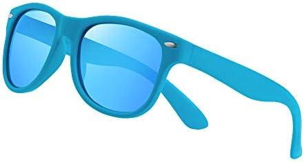 YAMAZI Kids Sunglasses Polarized Fashion Mirrored Sports Unbreakable for Boys Girls Toddler product image