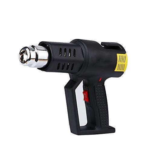 ZED-mini-heteluchtpistool houdt het mini-heteluchtpistool embossing multi-purpose hittegereedschap EU-norm, voor het vervormen, solderen, lassen, solderen en krimpen van PVC