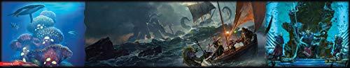 Ulisses Spiel & Medien Master\'s Screen - Von Schiffen und der See (Dungeons & Dragons: Zubehör)