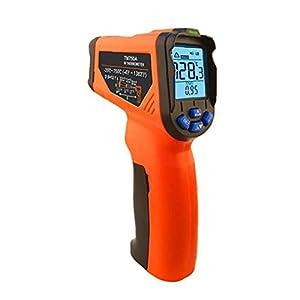 Termometro senza contatto, termometro a infrarossi TM750A -20~750 Celsius senza termometro a contatto con la lettura istantanea