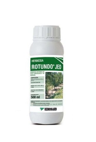 KENOGARD Herbicida Total sistémica no Residual Rotundo Top JED 500 ml.