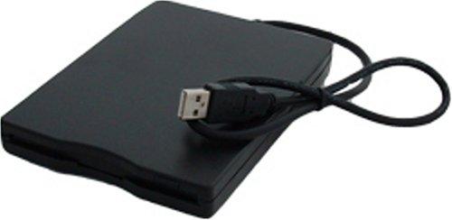 EXTERNES USB DISKETTENLAUFWERK, SCHWARZ
