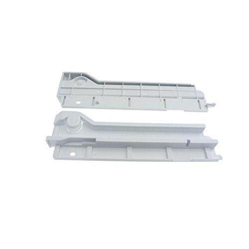 2 Gleitschienen für Gemüseschublade Kühlschrank Gefrierschrank 4975JQ1003A AEC72910802 LG