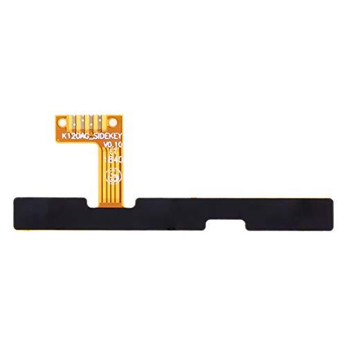 Zhangxia Botón de encendido y botón de volumen Flex Cable para Wiko Robby Phone Accesorio de repuesto