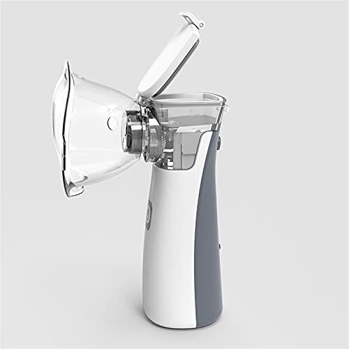 RONGXI Haushalts-Gesundheitspflege-Kit, Medizinische Zerstäuberbecher Mini-Handheld Inhale Nebulizator Cup Mesh Zerstäuber stille Gesundheitsfürsorge