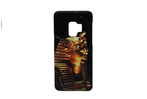 Samsung Galaxy S9 3D Hülle Matt, Tutanchamun Maske
